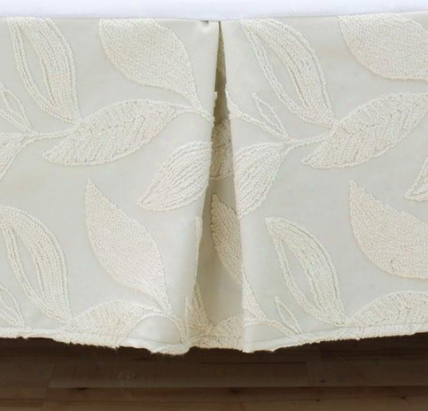 Fielding Collection Bedding - Bedskirt King, Dillion Pearl