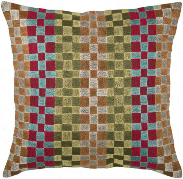 """geo Decorative Pillow - 18"""" Square, Multi"""