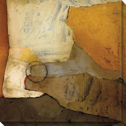Grand Gesture Iii Canvas Wall Art - Iii, Erathtones