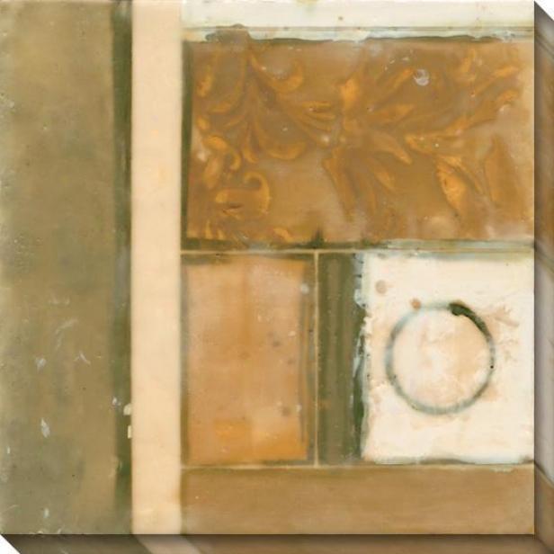 Historic Ii Wall Art - Canvas, Brown