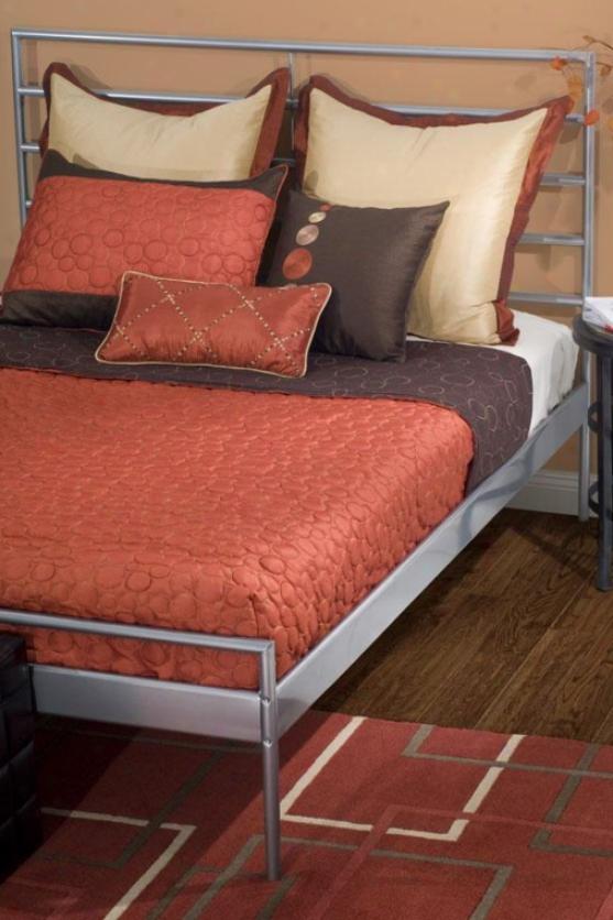 Kendtick Bedding Set - Full, Pumpkin