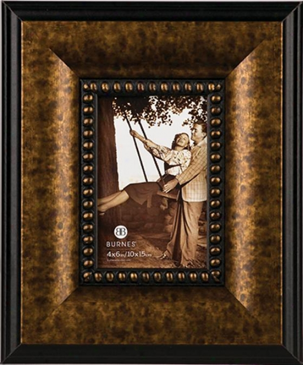 Libson Picture Frame - 5x7 Framme, Antiqued Bronze