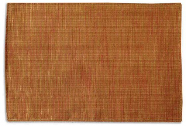 """""""lilith Collection Placemats - Lined Placemat, 12.5x19""""""""x, Mystic Iii Spicex"""""""