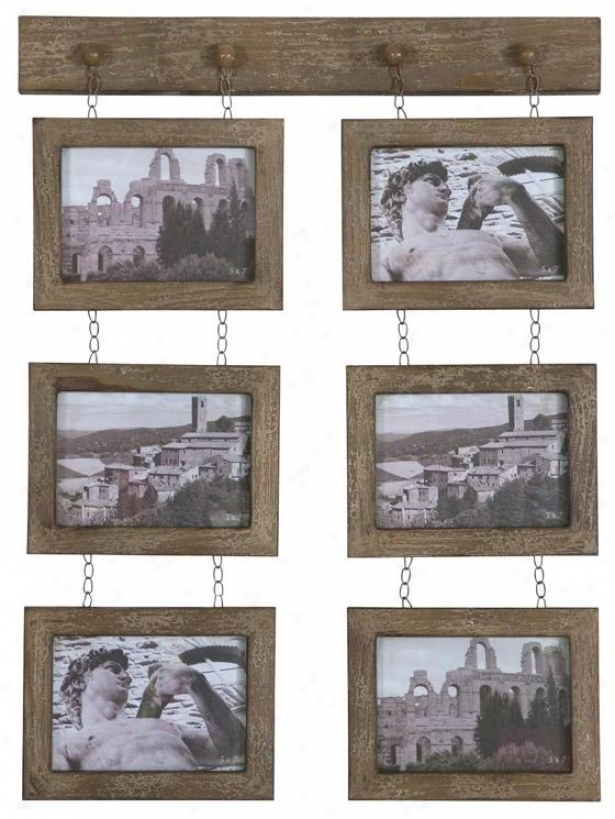 """""""madeira Picture Frame - 27h X 20w X 2""""""""d, Tan"""""""