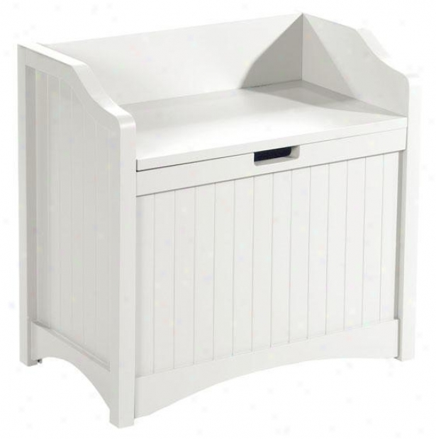 """""""madson 24""""""""w Lift-top Storage Bench; Home Decor Benches"""""""