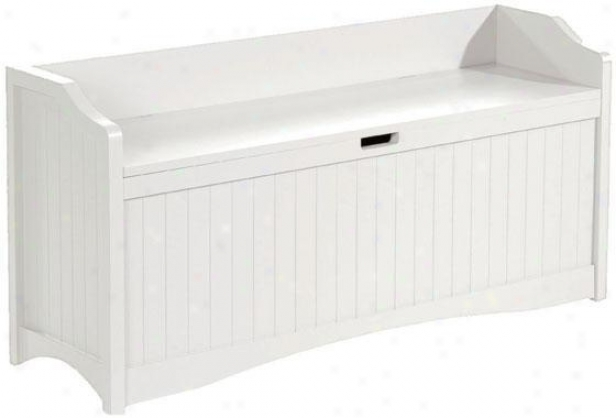 """""""madison 48""""""""w Lift-top Storage Bench - Benches From Home Decorators Collection"""""""