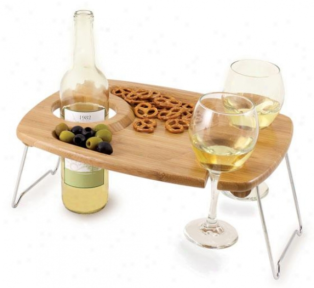 """masavino Serving Tray - 1h X 15w X 11""""d, Natural Wood"""