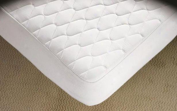 Mattress Padd - Full, White
