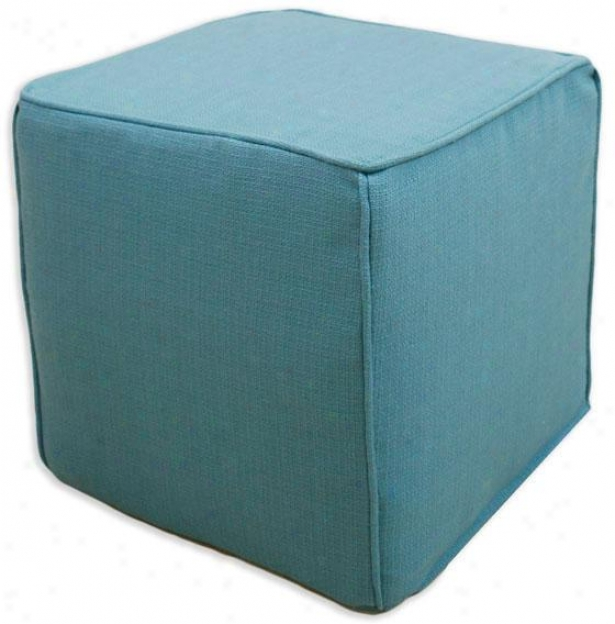 Maxwell Collection Ottoman - Ottoman Crd Sqr, Summrhous Elixr