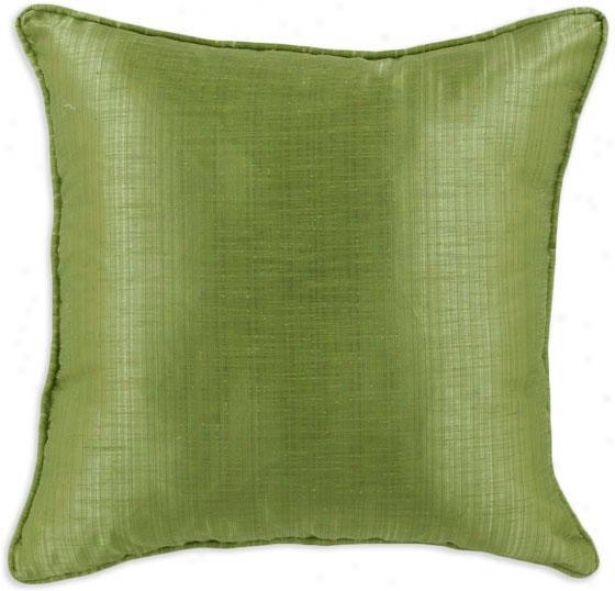 Maxwell Collection Pillows - Pil Corded 26sq, Thai Olive