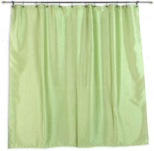 Maxwell Collection Shower Curtain - Shr Curtn 72x72, Thai Olive