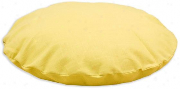 """mmaya Collecttion Pet Bed - 36"""" Round, Crca Solid Pina"""
