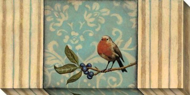 Morning Suite Ii Canvas Wall Art - Ii, Sage