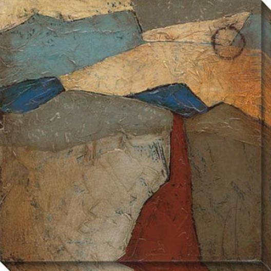 Mkuntainou sI Canvas Wall Art - I, Multi