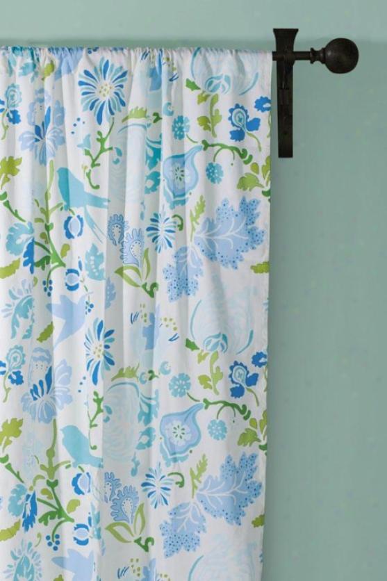 Nantucket Clothing Panel - 42hx94w, Blue