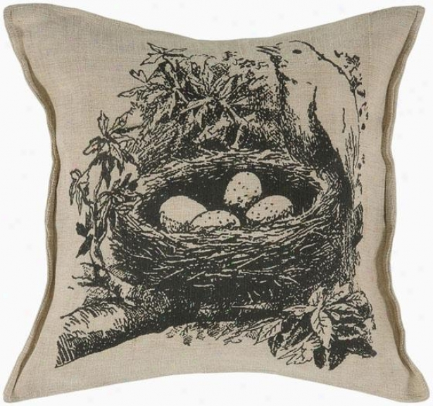 """""""nest Pullow - 18""""""""square, Bpack"""""""