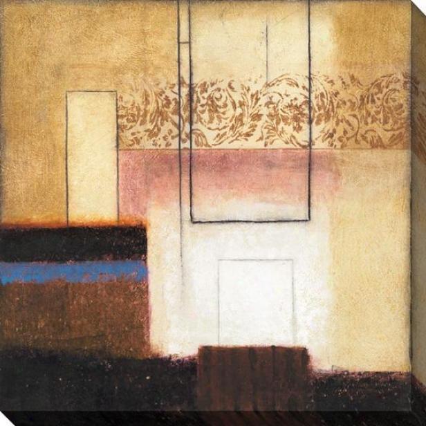 Wall Art Canvas Brown : Quot fairly uniform canvas wall art hx w white
