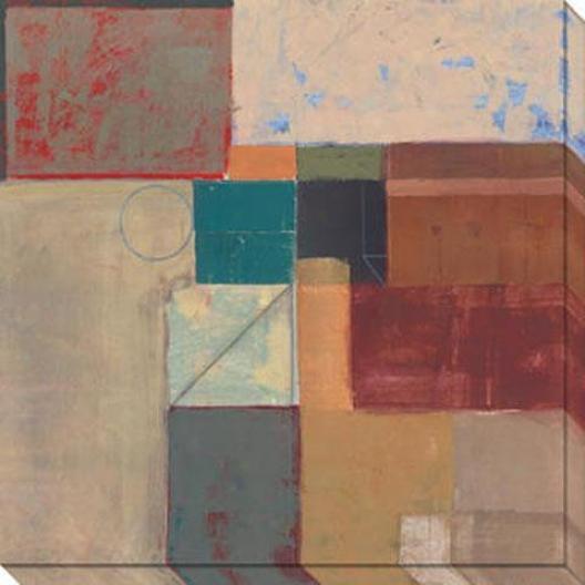 Panelyard Ii Canvas Wall Art - Ii, Multi