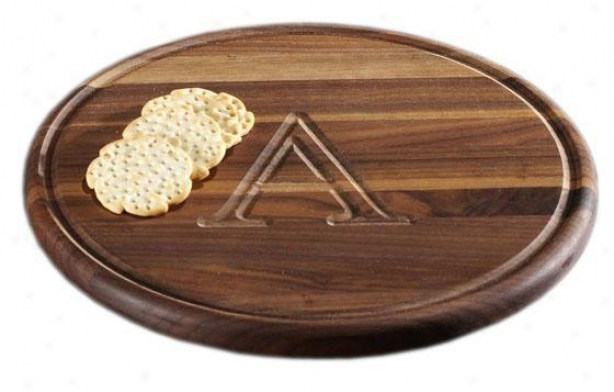 Port Cutting Board - Walnut, W