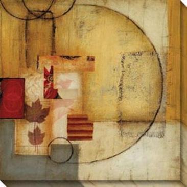 Prevailing Stipulations I Canvas Wall Art - I ,Gold