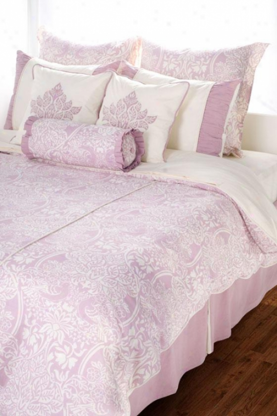 Pricilla Bedding Set - King, Lavender