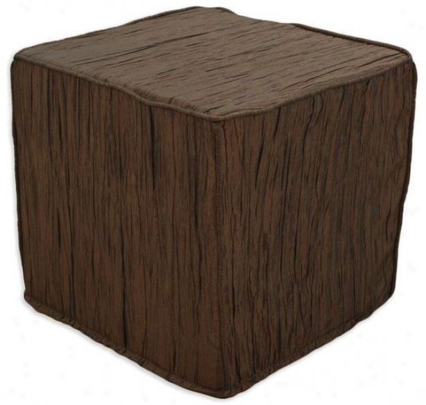 Promise Collection Ottoman - Ottoman Crd Sqr, Hues Chocolate