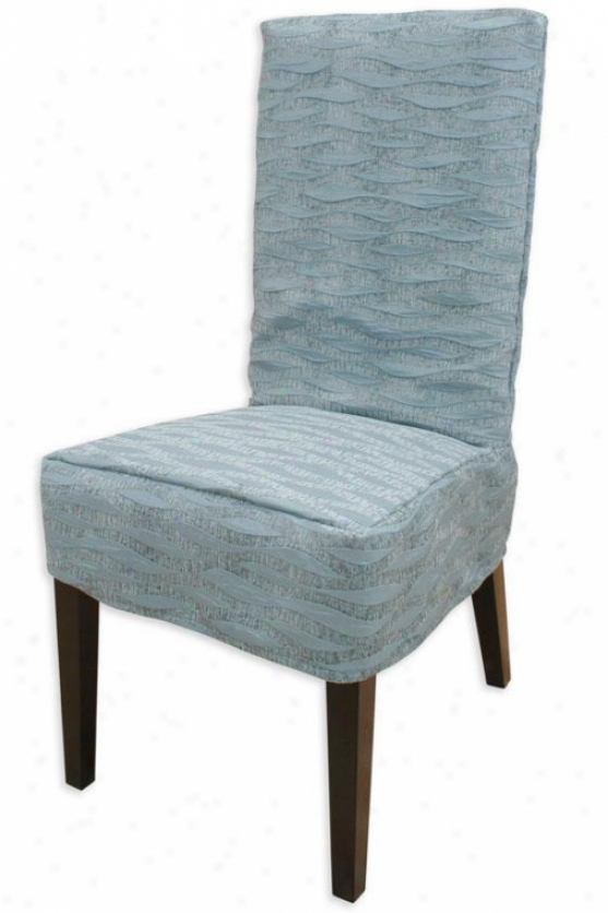 Promise Collection Parsons Chair Slipcover - Parson Slip Cvr, Agate Storm