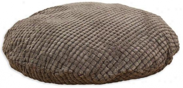 """Engage Collection Pet Bed - 36"""" Round, Cloud 9 Coffee"""