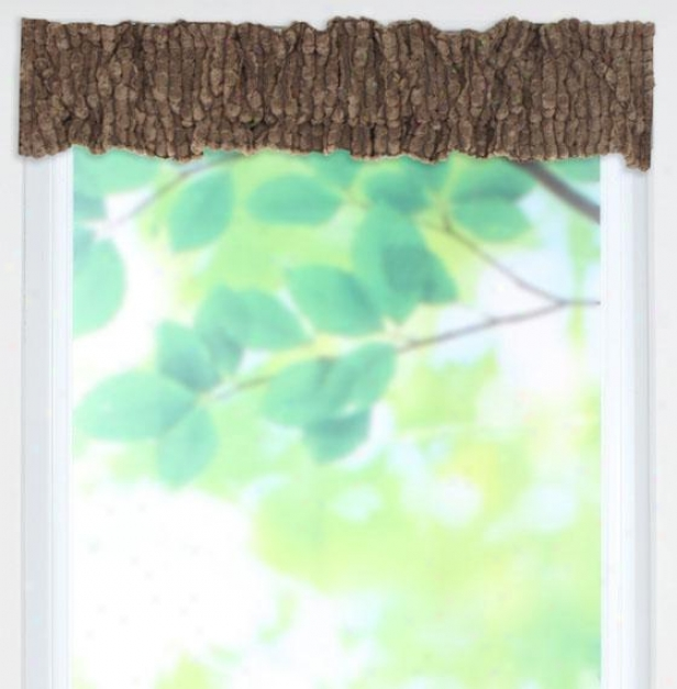 Promise Collection Valances - Sleeve Top Val, Cld Nine Coffee