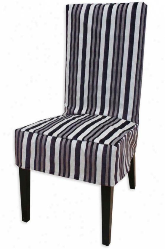 Proverb Collection Parsons Chair Silpcover - Parson Slip Cvr, Hillside Plum