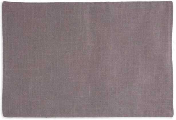 Proverb Collection Placemats - Lined Placemat,, Circa Solid Amethyst  X