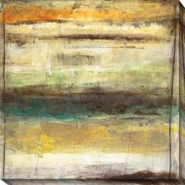 Provoke Ii Canvas Wall Art - Ii, Yellow