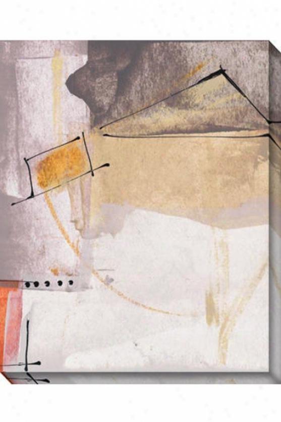 """""""reconstruct Canvaz Wall Art - 36""""""""hx44""""""""w, White"""""""