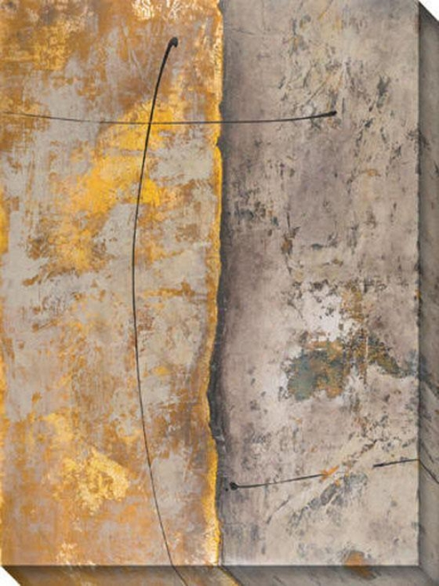 Refined Pleasures Iv Canvas Wall Art - Iv, Gray/multi