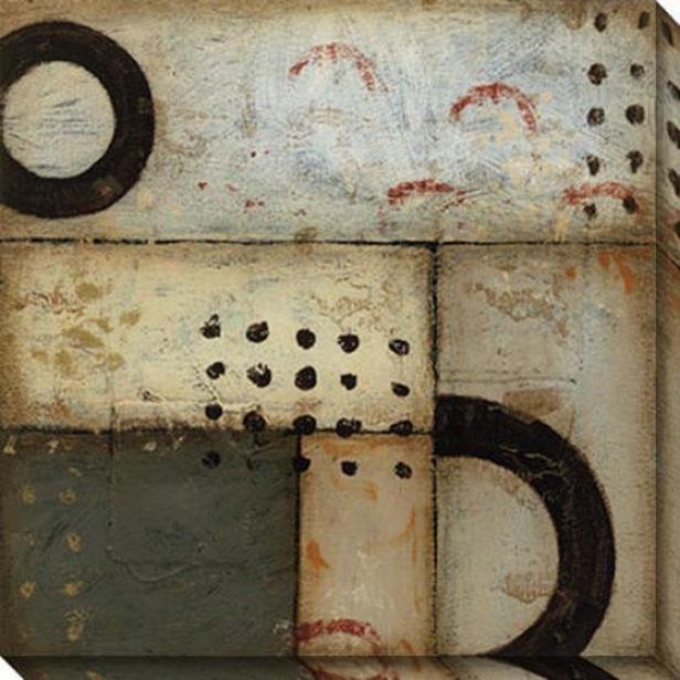 Reunikn Iii Canvas Wall Art - Iii, Wicked