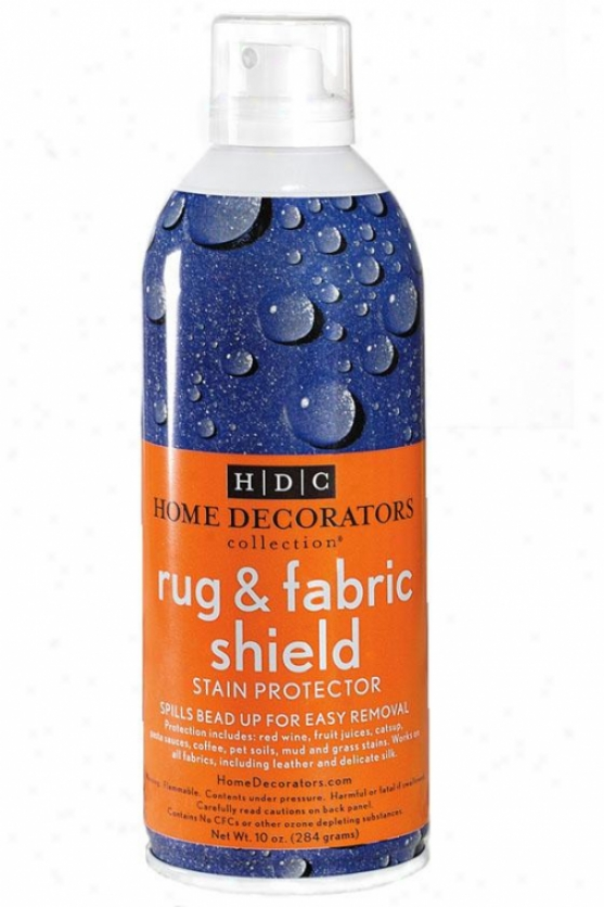 Rug And Fabric Shield Stain Protector - One Size, 10 Oz Of Prodct