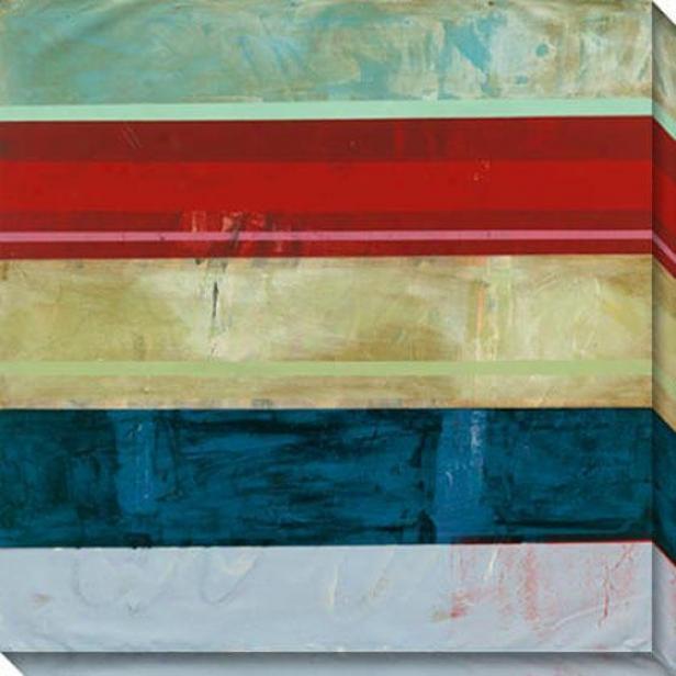 Sentiment Iv Canvas Wall Art - Iv, Multi