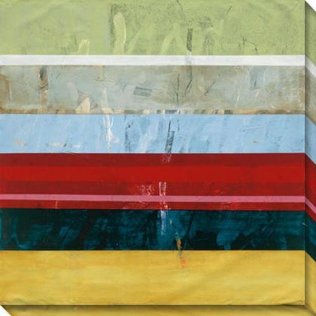 Sentiment V Canvas Wall Skill - V, Multi