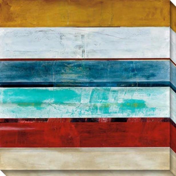 Feeling Vii Canvas Wall Art - Vii, Multi