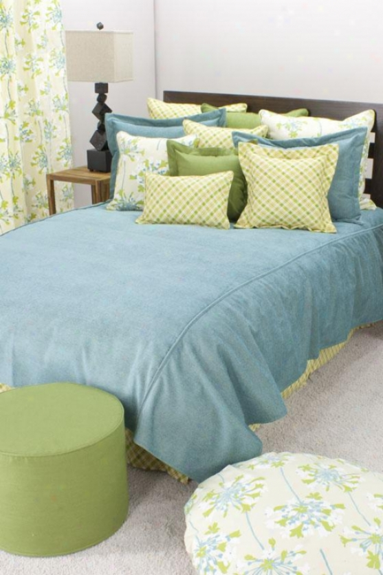 Sparkler Collection Bedding - Coverlet Daybed, Energy Sky
