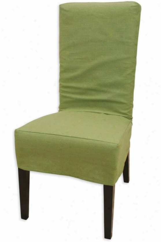 Sparkler Collection Parsons Chair Slipcover - Parson Slip Cvr, Circa Cactus