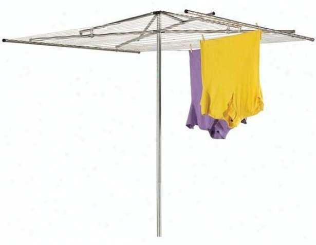 """standard Steel Parallel All-weather Outdoor Patio Air Dryer - 72""""hx72""""w, Galvanzed Carburet of iron"""