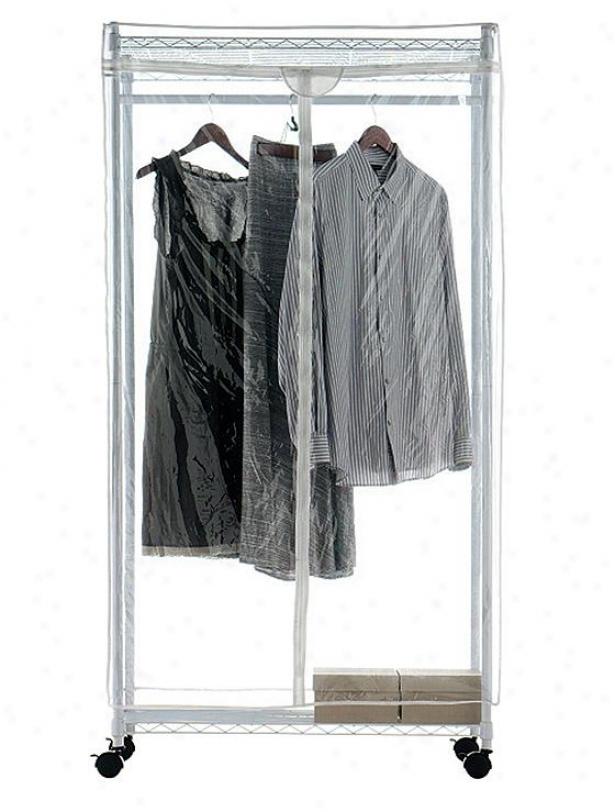 """""""supteme Clothes Cabinet - 70""""""""hx37""""""""wx19""""""""d, White"""""""