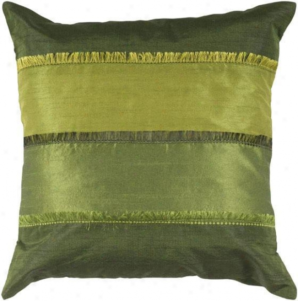 """tami Pillow - 18"""" Square, New"""
