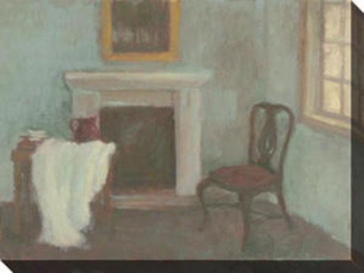 The Studio Ii Canvas Wall Art - Ii, Brown