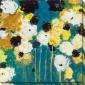 Abundance I Canvas Wall A5t - I, Blue