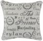 Crestmont Black Collection Pillows - Pil Box 20sq, Teahouse Black