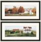 Farm Scwnes Wall Art - Set Of 2 - Set Of 2, Whtie