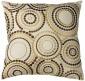 Joelle Decoraative Pillow - 20hx20wx7d, Beige