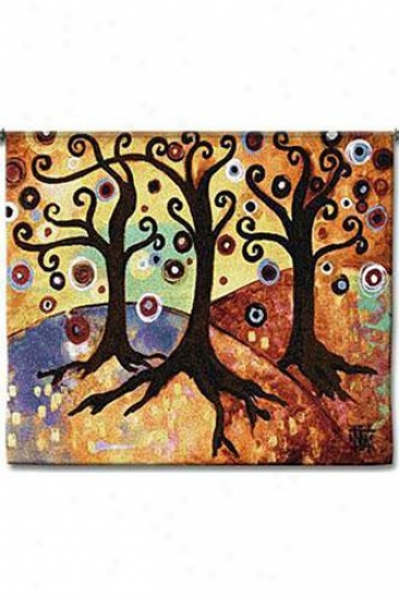 """trinita5y Tapestry - 44""""hx53""""w, Mulfi"""
